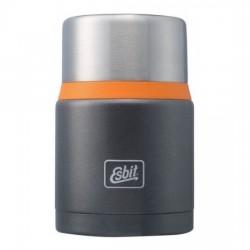Термос для еды Esbit FJSP, темно-серый, 0.75 л