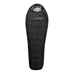 Спальный мешок Trimm Trekking HIGHLANDER, зеленый, 195 R