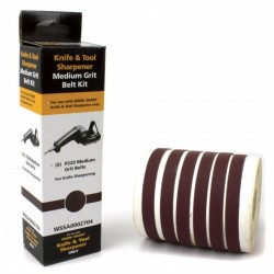 Work Sharp Набор сменных ремней WSKTS, 6 шт. - P220