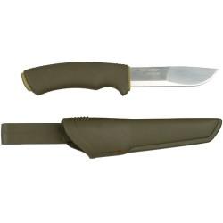 Нож Morakniv BushCraft Forest, нержавеющая сталь