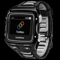 Спортивные часы FORERUNNER 920 XT HRM-Tri, HRM-Swim черно-серый