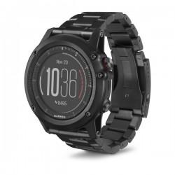 Спортивные часы FENIX 3 SAPPHIRE HR с титановым браслетом